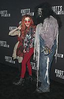 BUENA PARK, CA - SEPTEMBER 29:  Bella Thorne at Knott's Scary Farm & Instagram's Celebrity Night at Knott's Berry Farm in Buena Park, California on September 29, 2017. Credit: Faye Sadou/MediaPunch