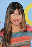 HOLLYWOOD, CA - SEPTEMBER 12: Jenna Ushkowitz arrives at the 'GLEE' Premiere Screening And Reception at Paramount Studios on September 12, 2012 in Hollywood, California.
