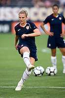 Amy Rodriguez. The USWNT defeated Sweden, 3-0.