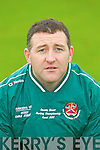 Tom Cronin of the Crotta O'Neills hurling club.