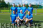 Team Borg Warner at WOODIES charity 7-a-side soccer tournament at IT Tralee North Campus in aid of the Make a Wish Foundation, Temple Street Children's Hospital, Jack & Jill Foundation and Act for Meningitis on Saturday