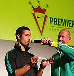 Nike Premier Cup European Finals, Aarhus, Denmark, Opening Ceremony at Cinemax, 04292010