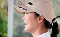 Golf: Shin-Ae Ahn attends training before KLPGA High1 Resort Ladies Open 2018