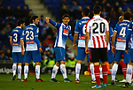 Gerard, RCD Espanyol 1 v 1 Athletico Club Bilbao, Jornada 19 on 14 January 2018, RCDE Estadium, Barcelona. La Liga Santander 2018. Photo Martin Seras Lima