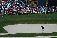 Phil Mickelson (USA) on the 17th fairway during the 2nd round at the PGA Championship 2019, Beth Page Black, New York, USA. 17/05/2019.<br /> Picture Fran Caffrey / Golffile.ie<br /> <br /> All photo usage must carry mandatory copyright credit (&copy; Golffile | Fran Caffrey)
