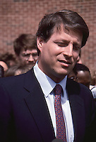 Al Gore 1988 Adelphi University 1988<br />