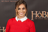 """Norma Ruiz attends  """"The Hobbit: An Unexpected Journey"""" premiere at the Callao cinema- Madrid."""