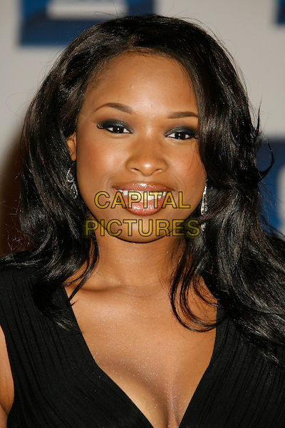JENNIFER HUDSON.2007 GM Ten - Arrivals held at Paramount Studios, Los Angeles, California, USA..February 20th, 2007.headshot portrait .CAP/ADM/RE.©Russ Elliot/AdMedia/Capital Pictures *** Local Caption *** .