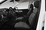 Front seat view of 2018 Chevrolet Traverse 1LT 5 Door SUV Front Seat  car photos