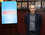 "Eddie Jamison attends the photocall for Joey McIntyre and Eddie Jamison join the cast of Broadway's ""Waitress"" at Sardi's on January 29, 2019 in New York City."