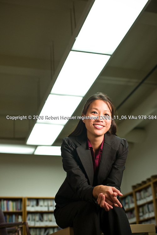 Christabel Cheung - Director of Diversity - American Society of Aging: Executive portrait photographs by San Francisco - corporate and annual report - photographer Robert Houser.