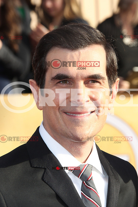 LOS ANGELES, CA - JANUARY 27: Ty Burrell at The 19th Annual Screen Actors Guild Awards at the Los Angeles Shrine Exposition Center in Los Angeles, California. January 27, 2013. Credit: MediaPunch Inc. /NortePhoto