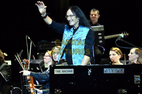 Ken Hensley In Concert. St.Petersburg, Russia, 26th November 2015.<br /> CAP/PER<br /> &copy; PER/CapitalPictures