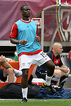 29 May 2010: Maurice Edu (USA). The United States Men's National Team defeated the Turkey Men's National Team 2-1 at Lincoln Financial Field in Philadelphia, Pennsylvania in the final home warm up match to the 2010 FIFA World Cup in South Africa.