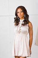 Modeling photos of Bridgette - Stylist