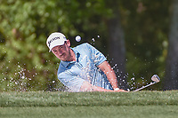 Jon Curran (USA) chips on to 2 during round 1 of the Houston Open, Golf Club of Houston, Houston, Texas. 3/29/2018.<br /> Picture: Golffile | Ken Murray<br /> <br /> <br /> All photo usage must carry mandatory copyright credit (© Golffile | Ken Murray)