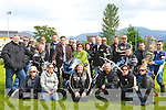 Bikers who gathered at the Brehon Hotel on Sunday to officially launch the Harley Davidson rally which will be held in Killarney in June    Copyright Kerry's Eye 2008