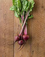organic produce, beets