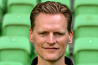 GRONINGEN - Voetbal, Presentatie FC Groningen,  seizoen 2018-2019, 17-07-2018, Stijn de Bruijn (sportarts)