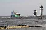 Arklow Raider aground Drogheda Port Day3