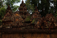 Banteay Srea<br />  , Siem Reap<br /> , Cambodia<br /> <br /> PHOTO :  Agence Quebec Presse<br /> <br /> <br /> <br /> <br /> <br /> PHOTO : Agence Quebec Presse