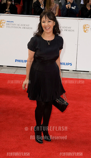 Arlene Phillips arrives for the BAFTA TV Awards at the Grosvenor House Hotel, London. 22/05/2011  Picture by: Simon Burchell / Featureflash