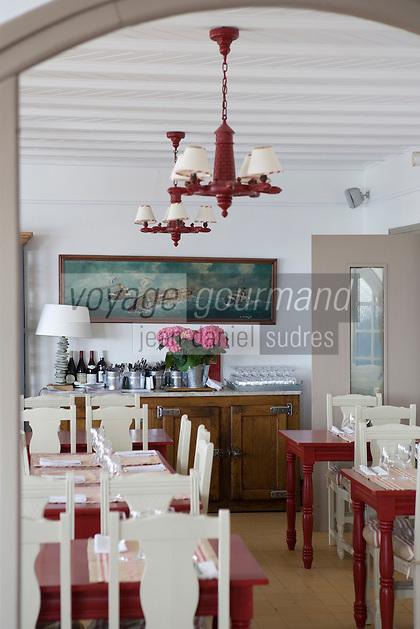 Europe/France/Bretagne/56/Morbihan/Portivy - Saint-Pierre-Quiberon: Le Petit Hotel du Grand Large