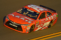 12-13 February, 2016, Daytona Beach, Florida, USA<br /> Carl Edwards, Arris Toyota Camry<br /> ©2016, F. Peirce Williams