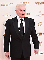 Sir Derek Jacobi at The Old Vic Bicentenary Ball held at The Old Vic, The Cut, Lambeth, London, England, UK on Sunday13 May 2018.<br /> CAP/MV<br /> &copy;Matilda Vee/Capital Pictures