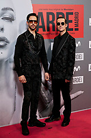 Pepino Marino and Crawford attends to ARDE Madrid premiere at Callao City Lights cinema in Madrid, Spain. November 07, 2018. (ALTERPHOTOS/A. Perez Meca) /NortePhoto.com