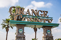 Welcome to Orange County Monument