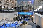 """©www.agencepeps.be/ F.Andrieu - Belgique -Bruxelles - 140201 - Les Magrittes du cinéma ont récompensé comme chaque année les professionnels du cinéma belge. Belgium ciné awards the """"Magritte of the cinema"""" Pics: The Gold Hall Square"""