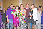Miss Iveragh 2013 - Cliona Sugrue from Kennigh pictured here centre being presented with her award on Sunday night last at The Ring of Kerry Hotel, Cahersiveen also in picture l-r; Seamus O'Connor, Noreen Sugrue, Cliona Sugrue, Gerald Sugrue, Alanna Kelleher Lady Mayor Cahersiveen.