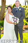 Quinn/Harrington wedding in the Ballygarry House Hotel on Saturday May 4th