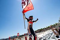 Marc Marquez of Spain and Repsol Honda Team during the race of  MotoGP of Catalunya at Circuit de Catalunya on June 11, 2017 in Montmelo, Spain.(ALTERPHOTOS/Rodrigo Jimenez) (NortePhoto.com) (NortePhoto.com)