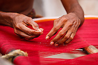 Padmanabhapur is a Orissa village where every people is dedicatd to the hand weaving