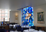 Interior, Bibendum Restaurant, London, UK