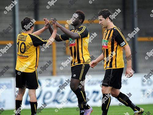 2011-07-20 / Voetbal / seizoen 2011-2012 / Zwarte Leeuw / Papy Keita..Foto: mpics