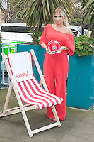 Billie Faiers wins Icelolly.com's Celebrity Mum of the Year 2015 <br /> London. 10/03/2015 Picture by: Dave Norton / Featureflash