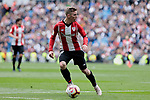 Athletic Club de Bilbao's Iker Muniain during La Liga match between Real Madrid and Athletic Club de Bilbao at Santiago Bernabeu Stadium in Madrid, Spain. April 21, 2019. (ALTERPHOTOS/A. Perez Meca)