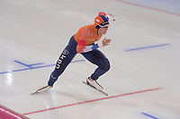 SPEEDSKATING: HAMAR: Vikingskipet, 28-02-2020, ISU World Speed Skating Championships, Sprint, 1000m Ladies, Jutta Leerdam (NED), ©photo Martin de Jong