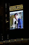 """Theatre Marquee for the opening night of """"Harry Connick Jr - A Celebration Of Cole Porter"""" on Broadway at Nederlander Theatre on December 12, 2019 in New York City."""