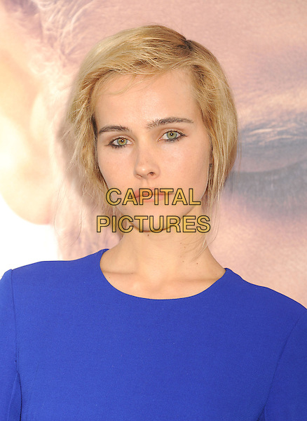 HOLLYWOOD, CA - APRIL 16: Actress Isabel Lucas arrives at the Los Angeles premiere of 'The Water Diviner' at the TCL Chinese Theatre IMAX on April 16, 2015 in Hollywood, California.<br /> CAP/ROT/TM<br /> &copy;TM/ROT/Capital Pictures