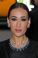 "NEW YORK CITY, NY, USA - MAY 05: Maggie Q at the ""Charles James: Beyond Fashion"" Costume Institute Gala held at the Metropolitan Museum of Art on May 5, 2014 in New York City, New York, United States. (Photo by Xavier Collin/Celebrity Monitor)"