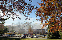 Nursing Home Fire Leaves Hundreds Displaced