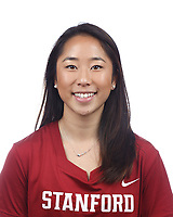 Stanford, CA - September 20, 2019: Galen Lew, Athlete and Staff Headshots