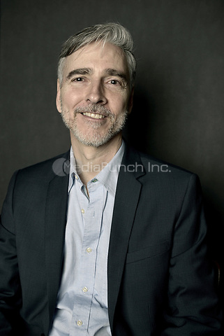 MIAMI BEACH, FL - MARCH 05: Denis Langlois from the film 'Paradise to Far' poses for a portrait in the Vallerymag.com Portrait Studio during the 2017 Miami Dade College's 34th Miami Film Festival portrait at The Standard Hotel on March 5, 2017 in Miami Beach, Florida. Credit: MPI10 / MediaPunch