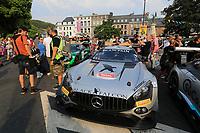 #5 BLACK FALCON (DEU) MERCEDES AMG GT3 PRO AM KRITON LENDOUDIS (GRC) SAUD AL FAISAL (SAU) RUI AGUAS (PRT) TOM ONSLOW COLE (GBR)
