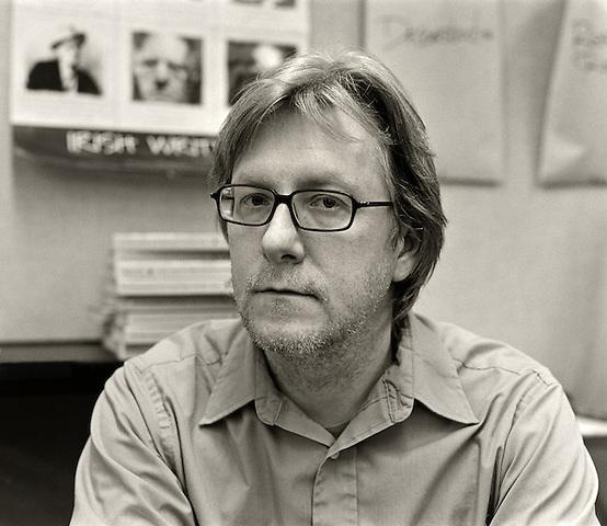 Richard Roundy, 2010.  Poet.