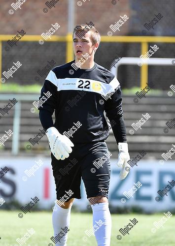 2016-07-31 / Voetbal / Seizoen 2016-2017 / KSV Schriek / Chesney Douwen<br /> <br /> Foto: Mpics.be